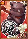 ヒタヌキ 黒猫のウィズ
