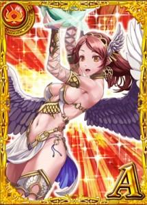 焔翼の天使 ヴァレリィ 黒猫のウィズ