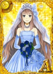 花嫁 アンジェリカ 黒猫のウィズ