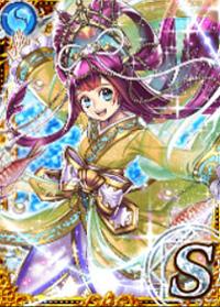 水遊乙姫 チヒロ・ウナガミ 黒猫のウィズ