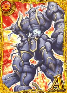 憤怒の鋼鉄 ラーヴァデイン 黒猫のウィズ