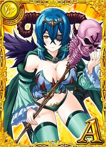 妖魔嬢 マリー 黒猫のウィズ