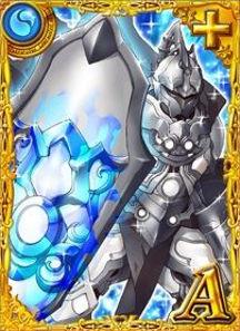白銀の騎士 デューク 黒猫のウィズ