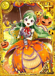 かぼちゃと踊る魔女 タバサ