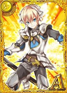 光の戦士 アーサー