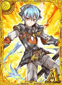 雷光の戦士 アーサー