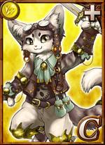黄色い猫戦士 ニャオル