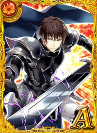 黒き鎧をまとう男 グリード