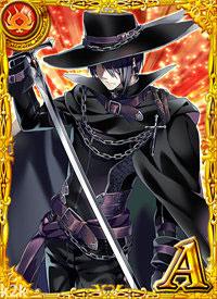 漆黒の戦士 アベル