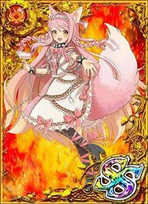煌めく聖狼女 ニーナ・ローレンス(SS)